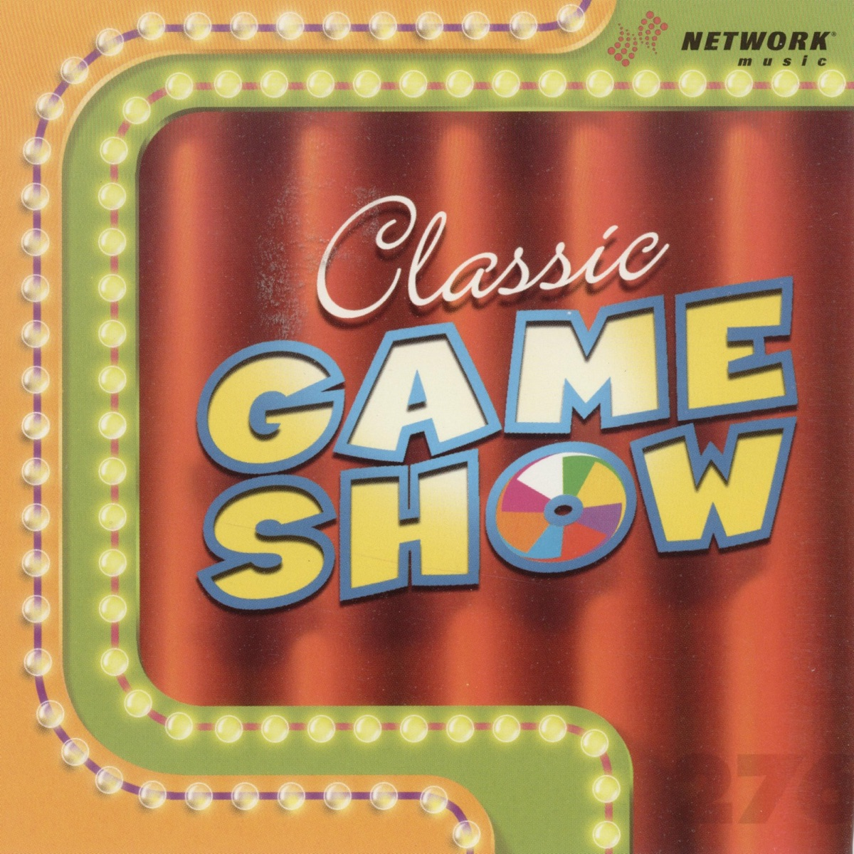 Classic Game Show Album Cover by Network Music Ensemble