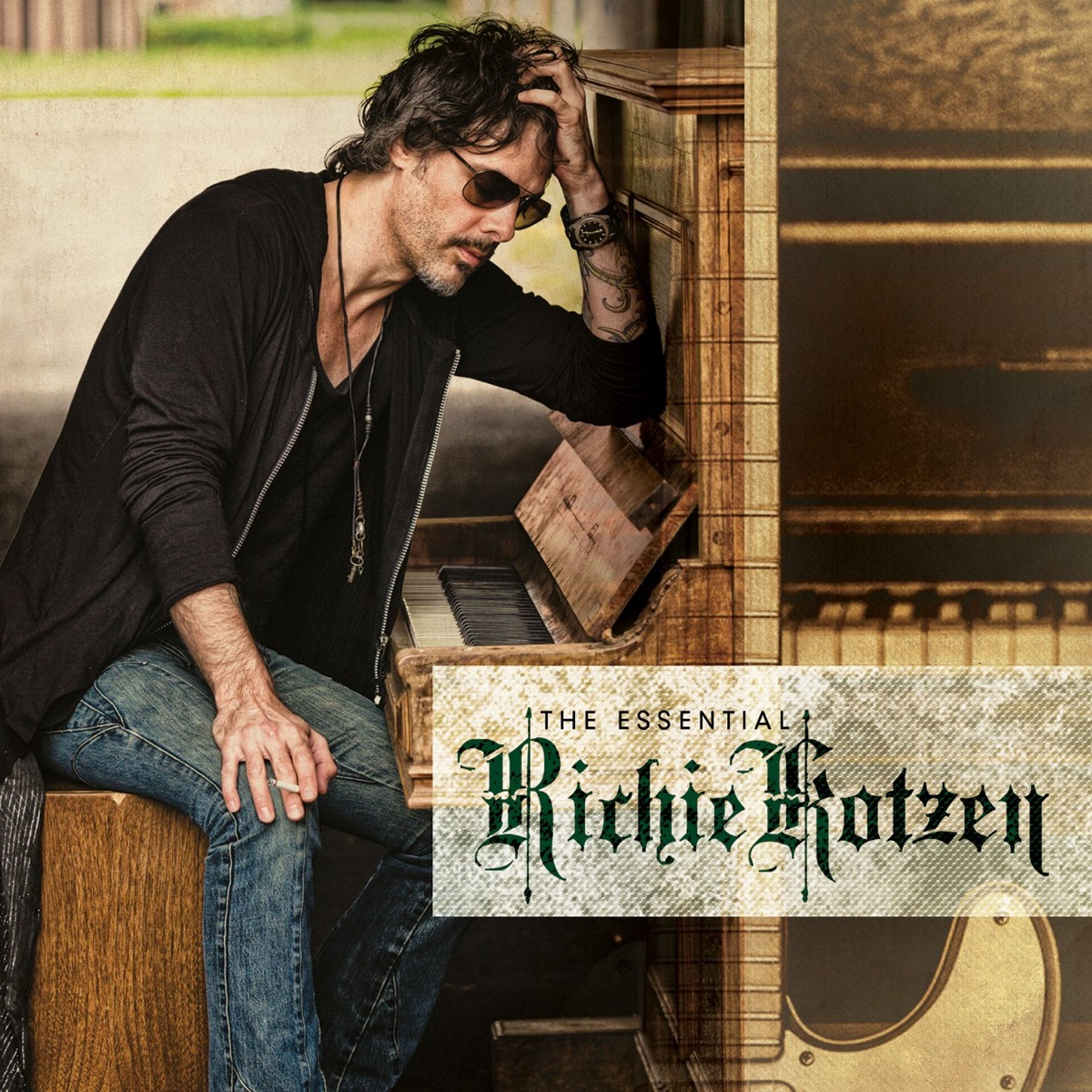 The Essential Richie Kotzen Richie Kotzen CD cover