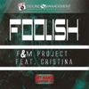 Foolish (feat. Cristina) [Hit Mania Champions 2016] - Single, F.M. Project
