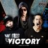 VICTORY feat. AK-69/般若/SIMON - Single ジャケット写真
