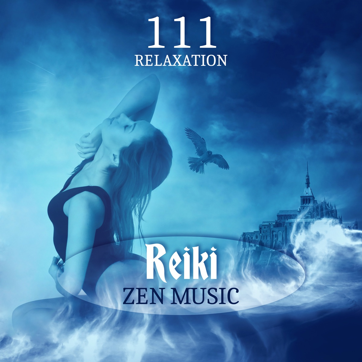 111 Relaxation: Reiki Zen Music, Peaceful Sounds Therapy