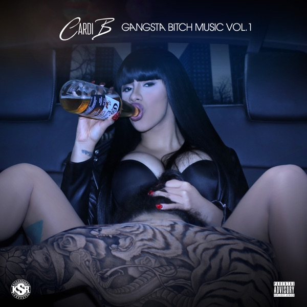 Gangsta Bitch Music, Vol. 1 album image