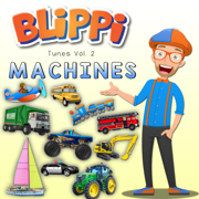 Blippi Tunes, Vol. 2: Machines (Music for Toddlers) - Blippi - Blippi