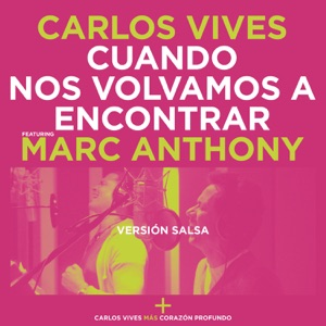 Cuando Nos Volvamos a Encontrar (feat. Marc Anthony) [Versión Salsa] - Single Mp3 Download