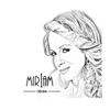 Miriam Cruz - La Loba ilustración