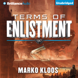 Terms of Enlistment: Frontlines, Book 1 (Unabridged) audiobook