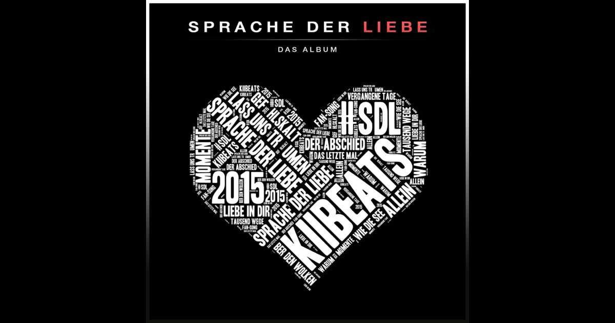 sprache der liebe by kiibeats on apple music. Black Bedroom Furniture Sets. Home Design Ideas