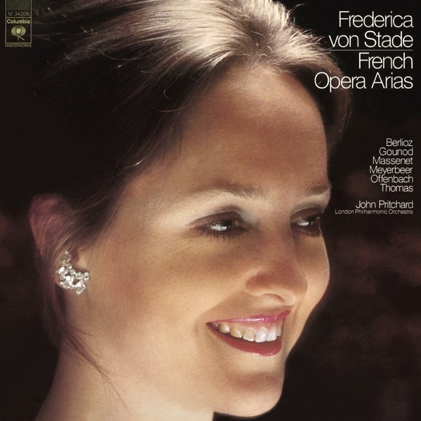 Frederica von Stade Sings French Opera Arias
