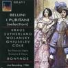 Bellini: I puritani (Selections), Dame Joan Sutherland, Alfredo Kraus, Dorothy Cole, Raymond Wolansky, Nicola Ghiuselev, San Francisco Opera Orchestra & Richard Bonynge