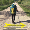Rebecca D. Greeley - Neverlost4good on the Camino de Santiago (Unabridged)  artwork