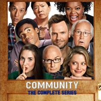 Community, The Complete Series (iTunes)