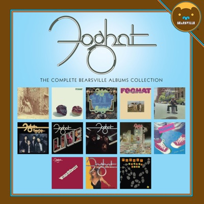 The Complete Bearsville Albums Collection (Remastered) - Foghat