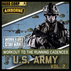 View album Workout to the Running Cadences U.S. Army Airborne, Vol. 2