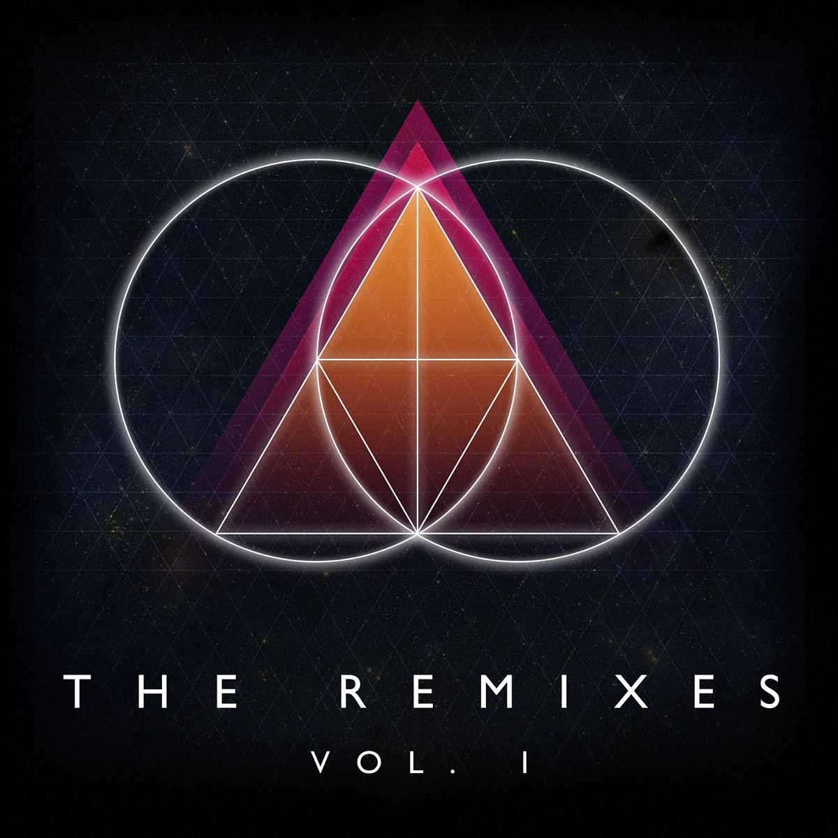 Drink the Sea Remixes Vol 1 The Glitch Mob CD cover
