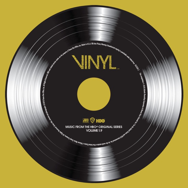 Vinyl Music From The Hbo 174 Original Series Vol 1 9 Ep