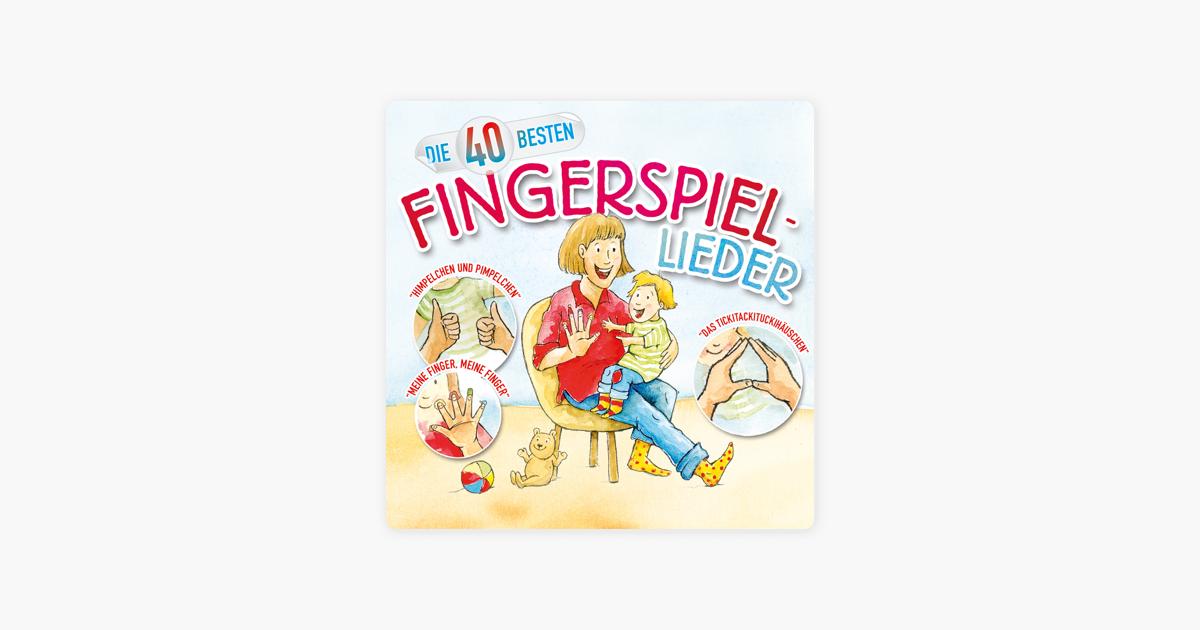 Fingerspiel spinne