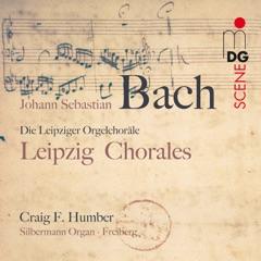 Bach: Die Leipziger Orgelchoräle