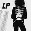 LP - Lost on You artwork