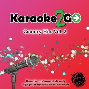 Karaoke2go - Where It's At (Karaoke Instrumental) [In the Style of Dustin Lynch]
