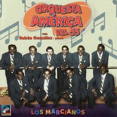 Los Marcianos - Ruben Gonzalez