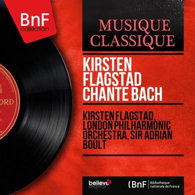 Kirsten Flagstad chante Bach (Mono Version) - Single - London Philharmonic Orchestra