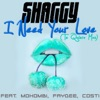 I Need Your Love (Te Quiero Mas) [feat. Mohombi, Faydee & Costi] - Single, Shaggy