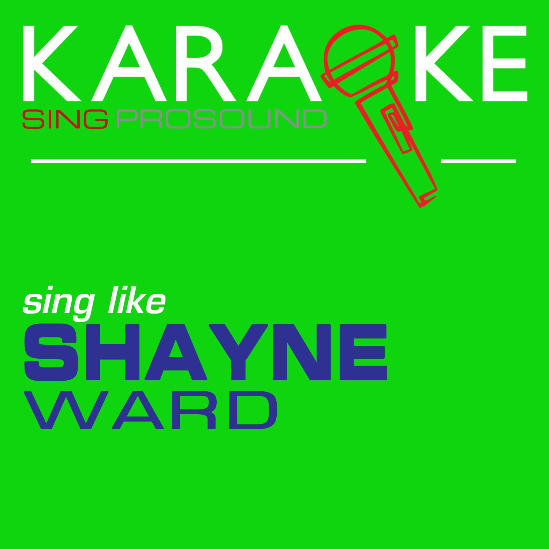 Karaoke in the Style of Shayne Ward - EP