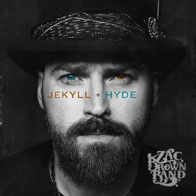 JEKYLL + HYDE - Zac Brown Band album