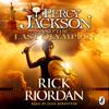 Rick Riordan - Percy Jackson and the Last Olympian (Unabridged) artwork