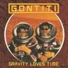 Gravity loves Time ジャケット写真