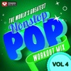 Nonstop Pop Workout Mix, Vol. 4 (60 Min Non-Stop Workout Mix [130 BPM]), Power Music Workout