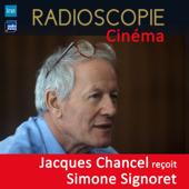 Radioscopie (Cinéma): Jacques Chancel reçoit Simone Signoret