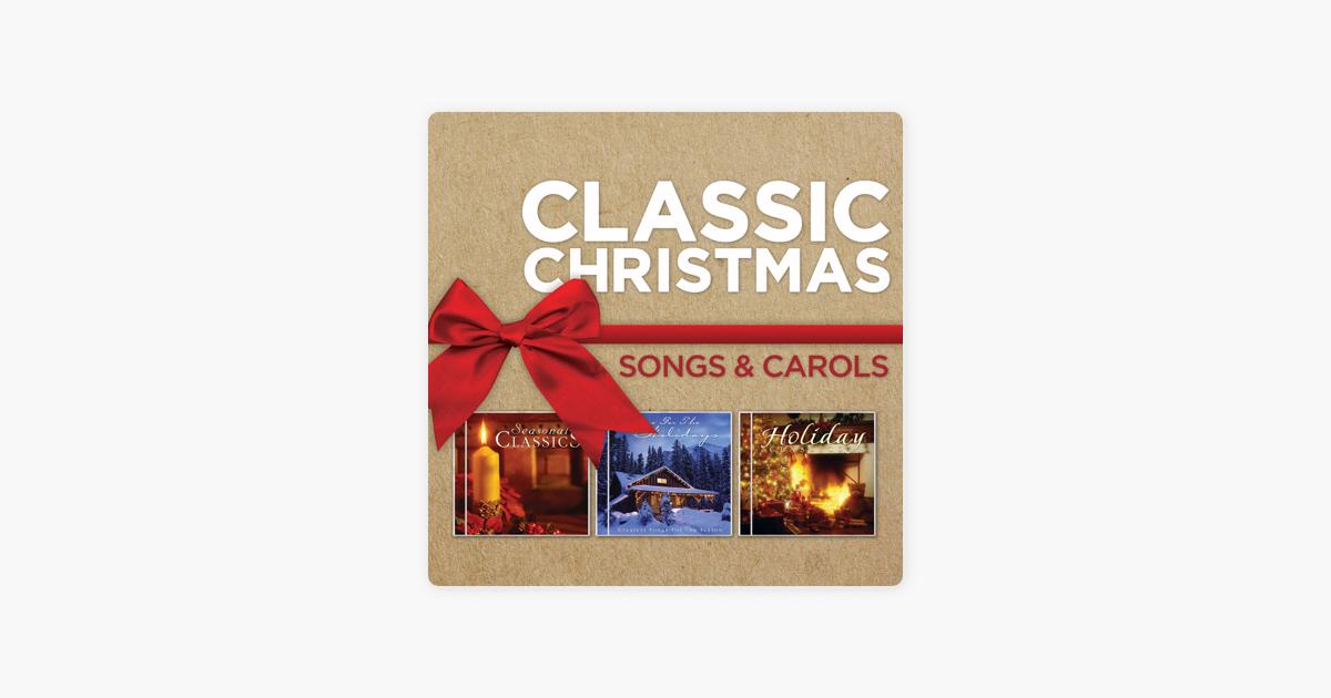 classic christmas songs carols by maranatha christmas on apple music - Christmas Classic Songs