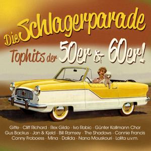 Verschiedene Interpreten - Die Schlagerparade - Tophits der 50er & 60er