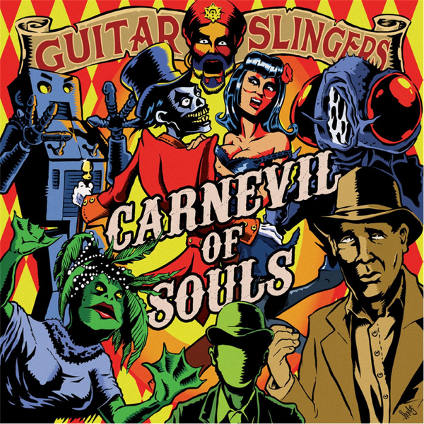 Carnevil of Souls by Guitar Slingers