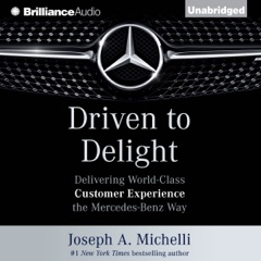 Driven to Delight: Delivering World-Class Customer Experience the Mercedes-Benz Way (Unabridged)
