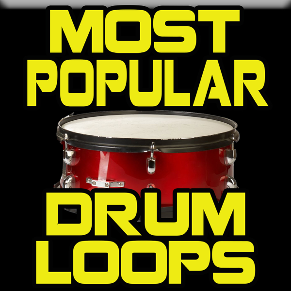 ‎Most Popular Drum Loops by Instrumental Music Factory