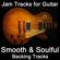 Smooth and Soulful Jam (Key Bbm) [Bpm 135] - Guitarteamnl Jam Track Team