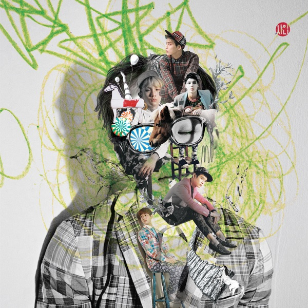 SHINee - The 3rd Album Chapter 1. 'Dream Girl - The Misconceptions of You'