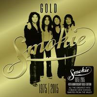 Smokie - GOLD: Smokie Greatest Hits (40th Anniversary Deluxe Edition) artwork