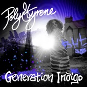 Poly Styrene - Electric Blue Monsoon