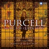 Purcell: Music for Queen Mary, Academy of Ancient Music, Choir of King's College, Cambridge & Stephen Cleobury