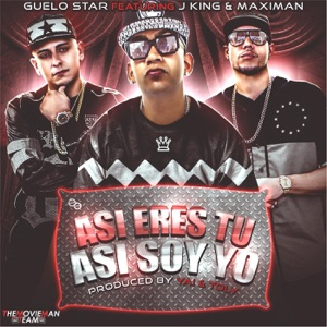Así Eres Tú Así Soy Yo (feat. J King & Maximan) - Single Mp3 Download