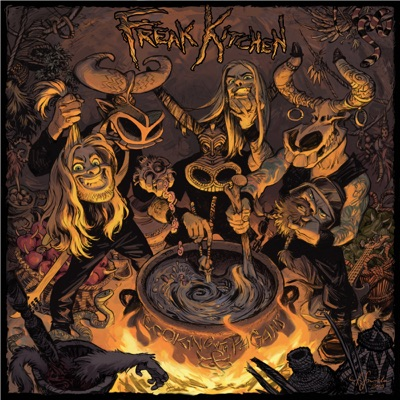 Cooking With Pagans - Freak Kitchen