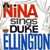 Nina Simone Sings Ellington ジャケット写真