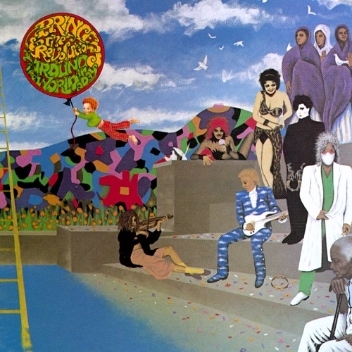 Prince & The Revolution - Around the World In a Day