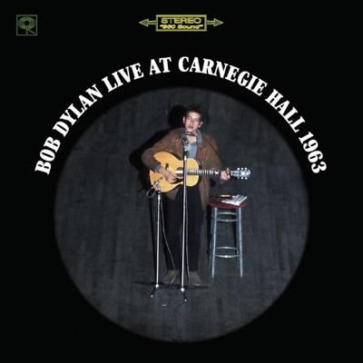 Live At Carnegie Hall 1963 - Bob Dylan