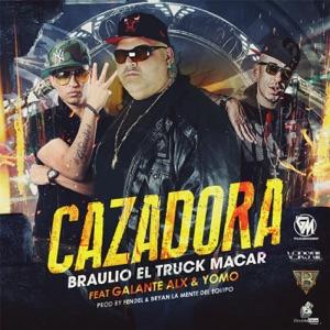 """Braulio el Truckmacar, Yomo & Galante """"El Emperador"""" - Cazadora"""