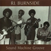 R.L. Burnside & the Sound Machine - Long Haired Doney