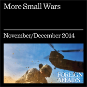 More Small Wars: Counterinsurgency Is Here to Stay (Unabridged)